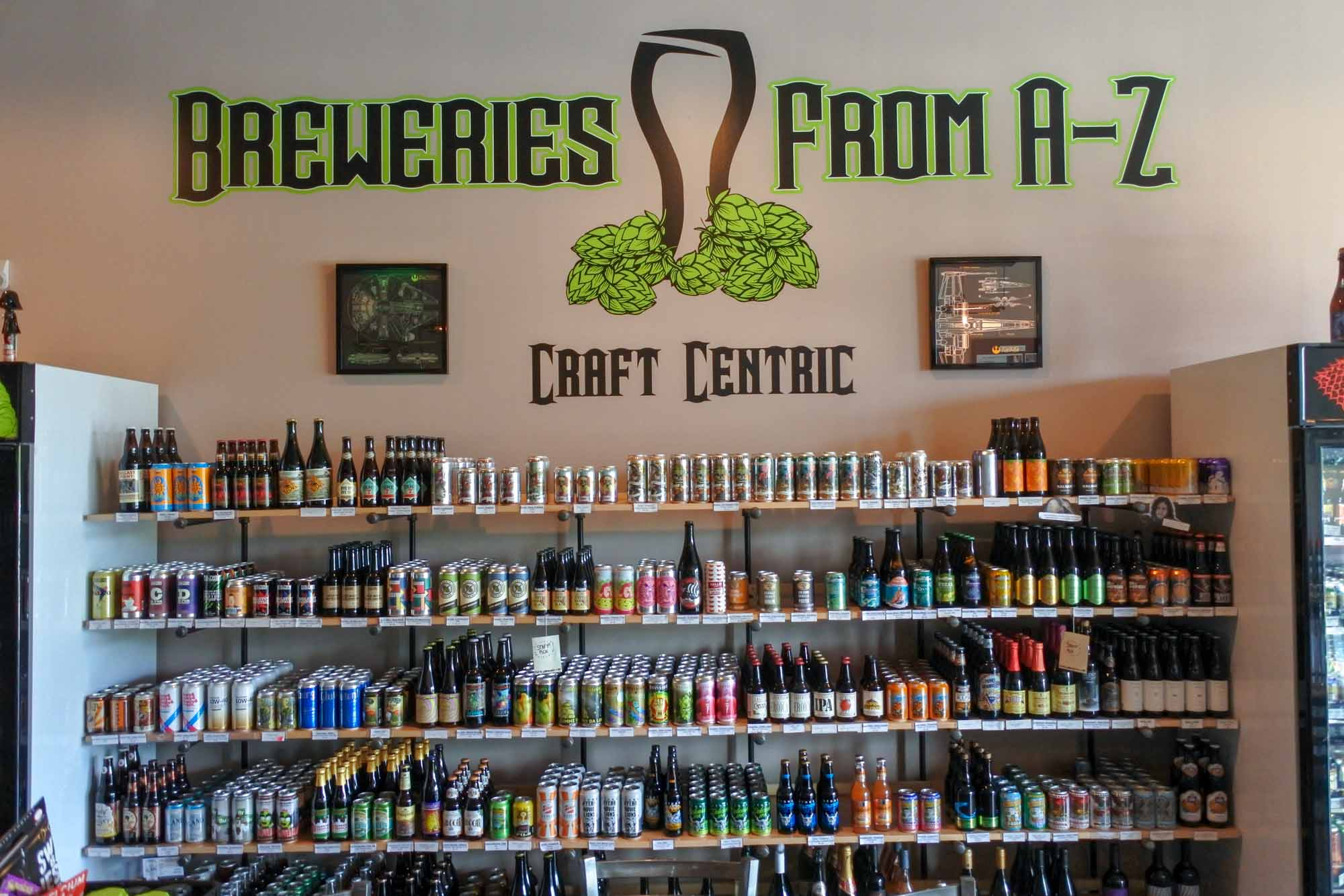 Asheville Craft Beer Store