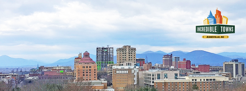 Asheville NC is and Incredible Town!