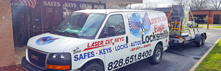 Locksmith and Safes Asheville NC