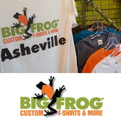 Custom Printed Asheville