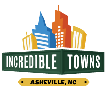 Incredible Towns - Asheville, NC  •