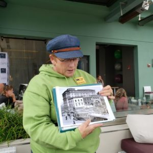 Asheville History Lesson with Asheville Rooftop Bar Tours
