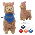 Branded Plush Toy Llama