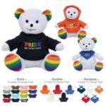 Branded Plush Toy Bear