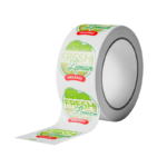 Branded Roll Labels