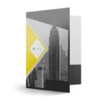Branded Presentation Folder