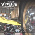 Asheville Vee Dub automotive service for foreign and domestic auto.