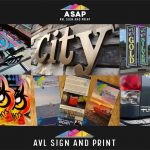 AVL Sign & Print, ASAP