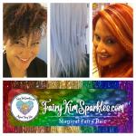 Fairy Kim Sparkles Fairy Hair